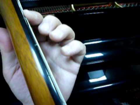 クラシックギタースラー(リガード)のアポヤンド練習方法 入門