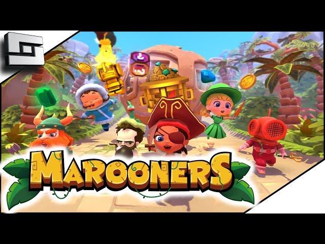 Руководство запуска: Marooners по сети