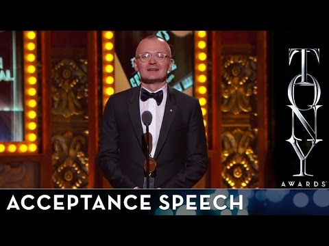 2014 Tony Awards: Acceptance Speech - Darko Tresnjak