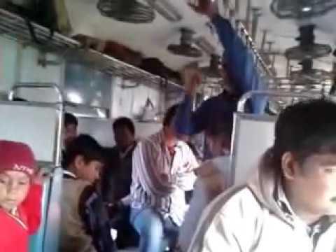 Mms Of Bihar In Train..... video