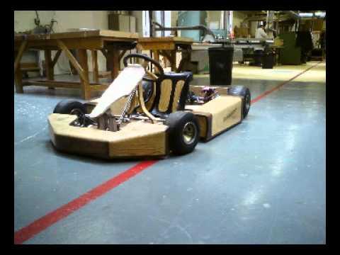 plans to make wooden go kart