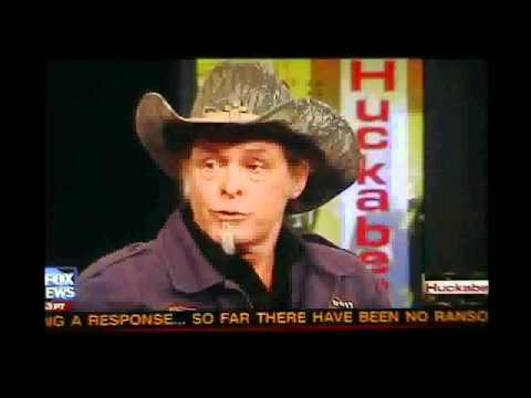 Mike Huckabee Interviews Ted Nugent (2/19/2011)