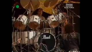 Joey DeFrancesco playing with Miles Davis Tutu Live in Warsaw, 1988