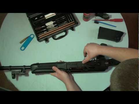 Just Fieldstrip - #037 - Shotgun Saiga 12k 12/76