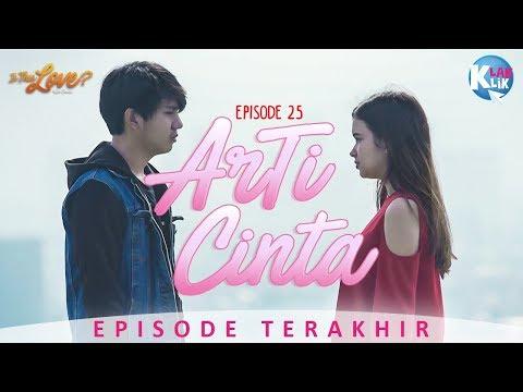 IS THIS LOVE   PART 25 : ArTi CINTA