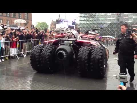Start of the 2013 Gumball 3000 Rally - Copenhagen