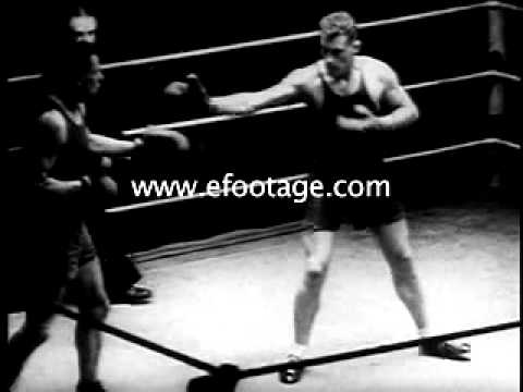 SAVATE BOXING MATCH - 1947 Image 1