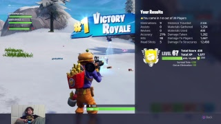 Cootie Plays Fortnite!!!