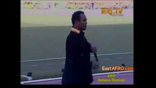 Wedi Tikabo & Dawit Shilan ``ባንዴራና``- 2013 Eritrea Independence Concert May 24th)