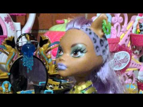 Monster high:LA PELICULA COMPLETA Parte 1 de 10