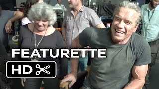 Terminator Genisys Featurette - Arnold's Back (2015) - Arnold Schwarzenegger Action Movie HD