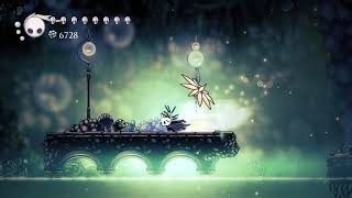 Hollow Knight Safest way to deliver Delicate Flower