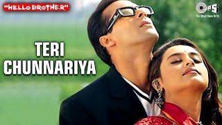 Teri Chunnariya - Hello Brother | Salman Khan & Rani Mukherjee | Kumar Sanu & Alka Yagnik
