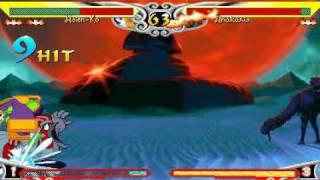 [VSAV GGPO] 2on2KATOKI CUP in GGPO Online Tournament - Eighths - 05