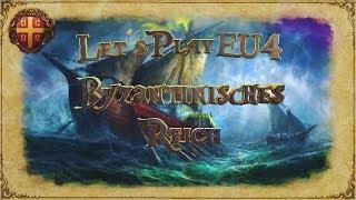 Let´s Play Europa Univeralis 4 als Byzanz // Spanische Armada // 038 [Deutsch/HD]