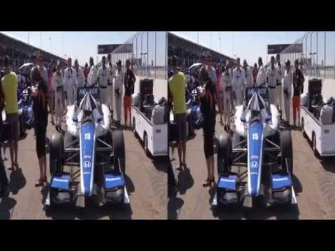 PANASONIC 3D 2012 - Edmonton Indy - 3D Side by Side