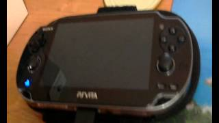 PS Vita Desktop remote (How do the full screen)