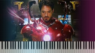 How To Play Avengers: Endgame - The Real Hero | Piano Tutorial + Sheets