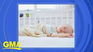Study finds two-thirds of moms aren't following steps to prevent infant deaths l GMA