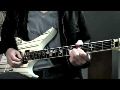 Avenged Sevenfold   Dear God Solo Guitar Cover