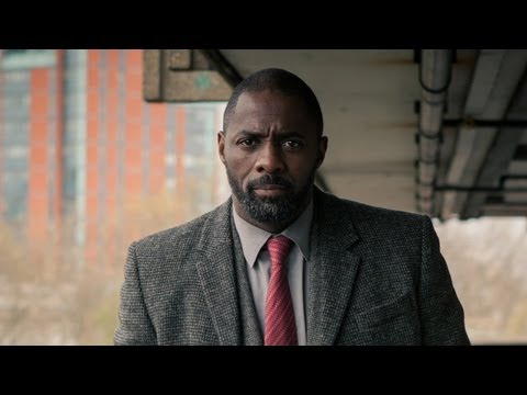 LUTHER with Idris Elba: Just discovered this series on Netflix. Am absolutely hooked on it!