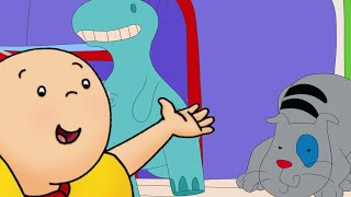 Funny Animated cartoons Kids | CAILLOU'S CAT GILBERT | WATCH ONLINE | Cartoon for Children