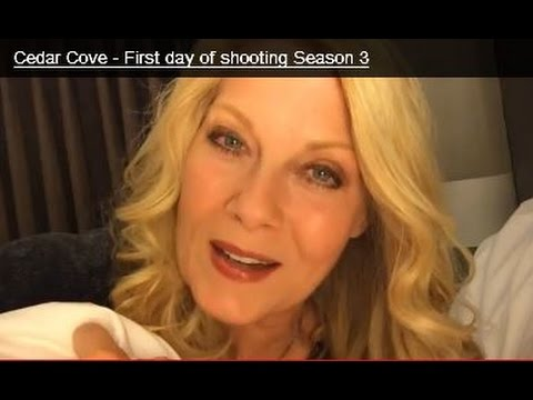 CEDAR COVE S3 - BARBARA NIVEN DAY 1 WRAP