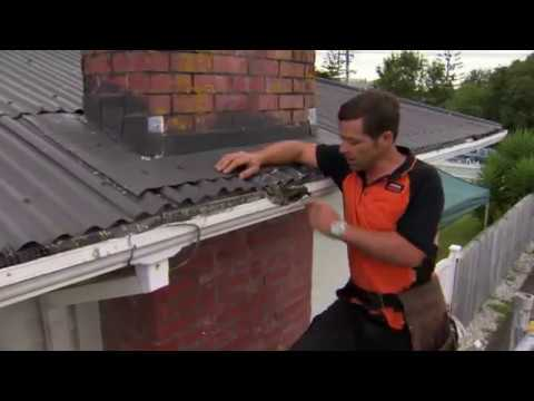 How to Replace a Section of Guttering   Mitre 10 Easy As