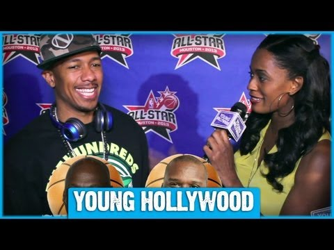 Celebs Reveal Dream 3-on-3 Teams at NBA All-Star Game!