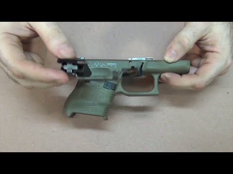 De-Pussifying a Glock (Converting 9mm to .357sig)