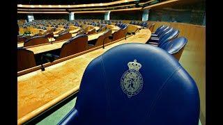 Begroting Justitie en Veiligheid (35000-VI) (eerste termijn Kamer)