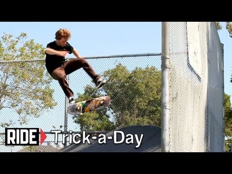 How-To Varial Flip With Justin Schulte - Trick-a-Day