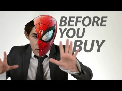 Spider-Man: Before You Buy