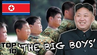 Top 10 Scary North Korean Cover-Ups