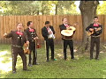 Mariachi band feliz navidad