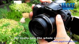 Canon PowerShot SX30 IS Product Tour