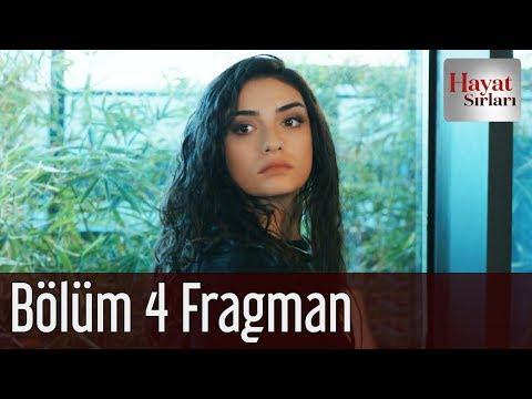 Hayat Sırları 4. Bölüm Fragman