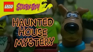 LEGO Scooby-Doo: Spooky Haunted House Mystery (LEGO Stop-Motion BrickFilm)