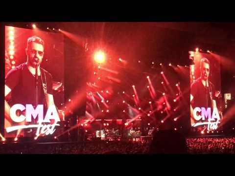 Eric Church - Before She Does - CMA Fest 2017
