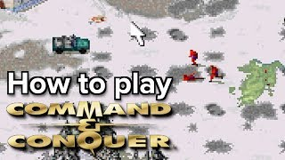 How To Install & Play Every Command & Conquer Game + Thank You