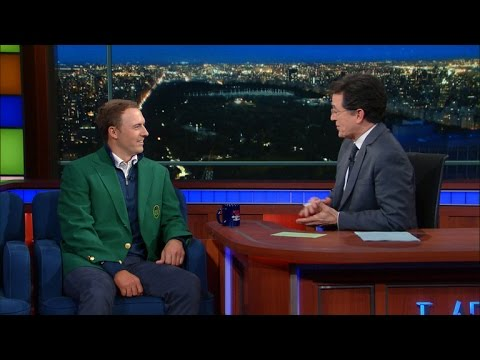 Jordan Spieth Gives Stephen A Golf Lesson