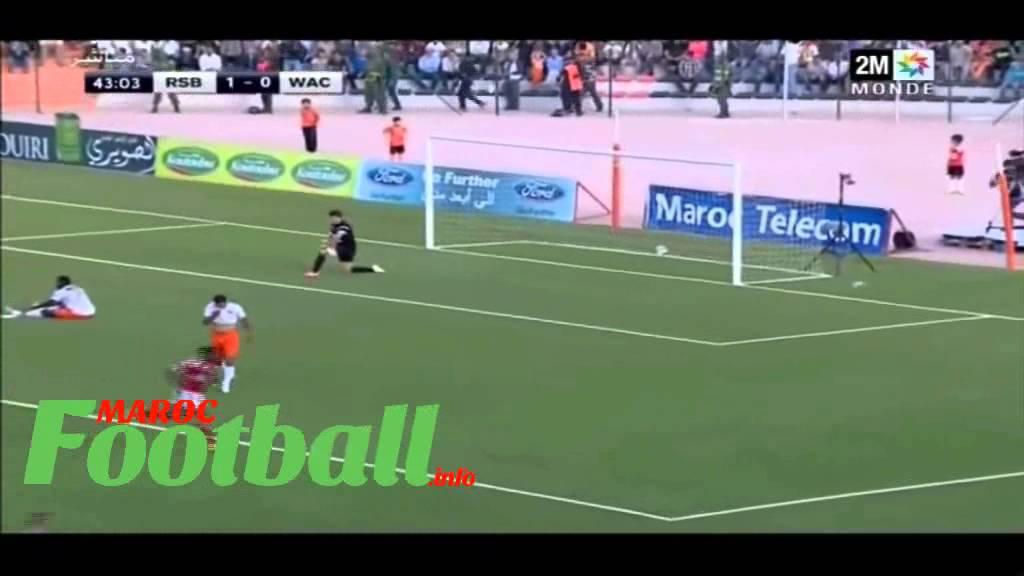 Renaissance Sportive de Berkane 1-1 Wydad Casablanca