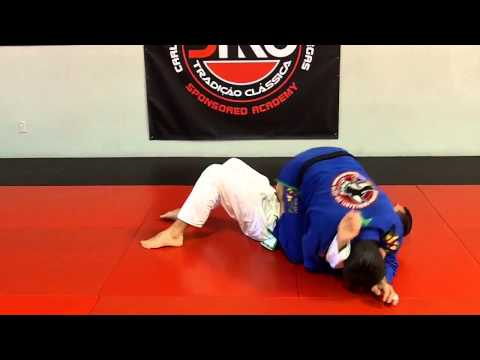 Jiu Jitsu Techniques - Side control Attack part 2 Image 1