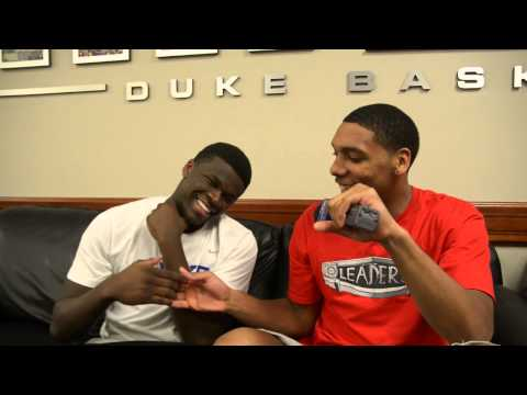 1 on 1 with new Blue Devil Sean Obi