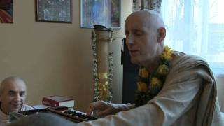 2010.04.03. Home Program Kirtan by H.G. Sankarshan Das Adhikari - Riga, LATVIA