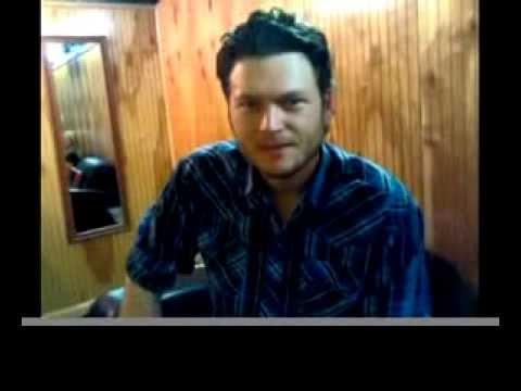 Blake Shelton - Personal Theme For 2008