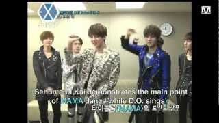 [Eng] 120412 EXO-K Hot Debut Interview