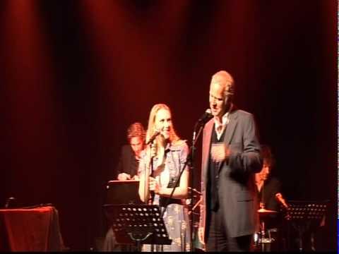 Theo Nijland en Jelka van Houten bij Wat de pot schaft