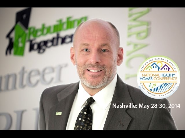 Charley Shimanski: Join us for the 2014 National Healthy Homes Conference