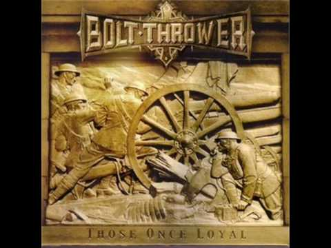 Bolt Thrower - At First Light